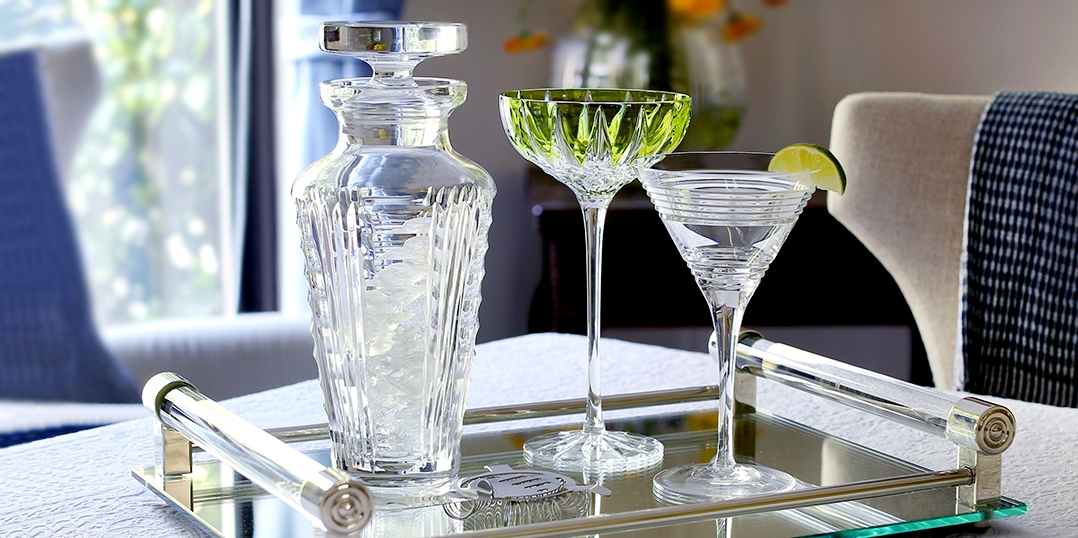 Cocktail & Martini Glasses
