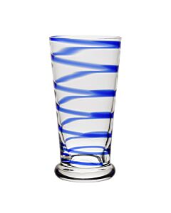 Bella Blue Highball Tumbler