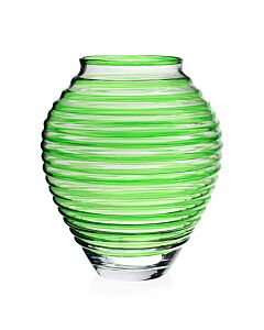 "Circe Vase Green 16"" / 40.5cm"