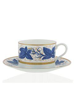 Hampton Court Tea Cup & Saucer