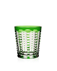 Lulu Emerald Tumbler Single Old Fashioned