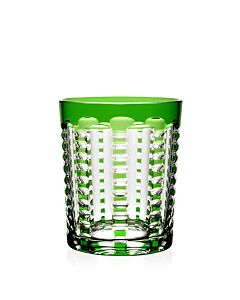 Lulu Emerald Tumbler Double Old Fashioned