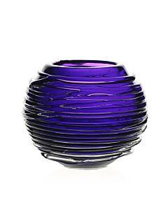 """Miranda Globe Vase Amethyst 4"""" / 10cm"""