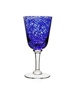 Vanessa Goblet Sicilian Blue