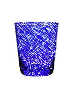 Vanessa Tumbler Old Fashioned Sicilian Blue