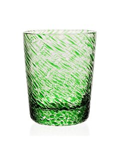Vanessa Tumbler Old Fashioned Forest Green