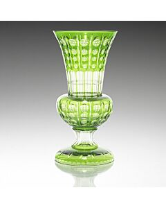 """Xenia Vase Light Green 25"""" / 62.5cm - Limited Edition"""